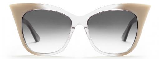 Dita Eyewear Magnifique Gry 1
