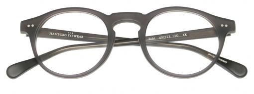 Hamburg Eyewear enno black grey matte 3