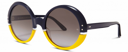 Oliver Goldsmith Oops Navy Canary 1
