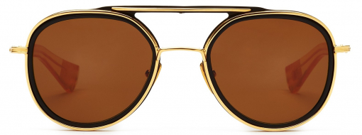 Dita Eyewear Spacecraft Blk Gld 1