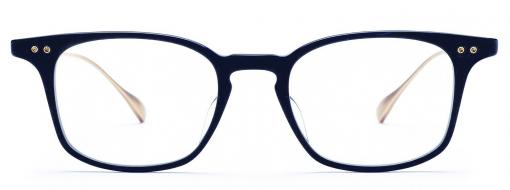 Dita Eyewear Buckeye Navy Gold 1