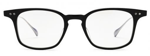 Dita Eyewear Buckeye Blk Slv 1