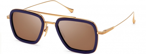 Dita Eyewear Flight 006 Nvy Gld 2