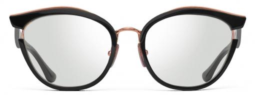 Dita Eyewear Mikro Black Rose Gold dtx500-52