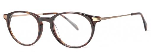 Hamburg Eyewear Alvar Dark Havana 185