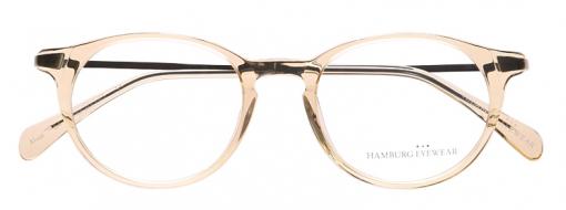 Hamburg Eyewear Alvar 64 Champagne Transparent