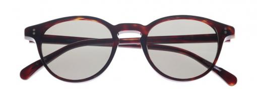Hamburg Eyewear Kurt Classic Havana