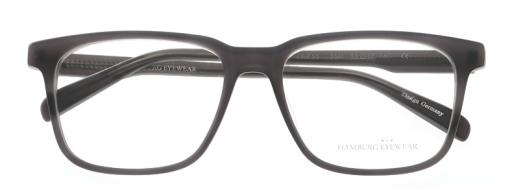 Hamburg Eyewear Olaf Black Grey Matte 36M 3