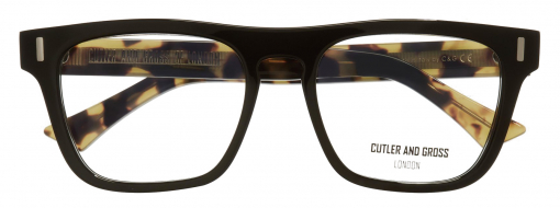 Cutler and Gross 1320 Black on Camo 3