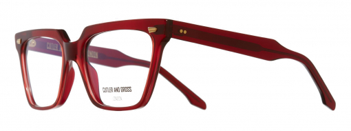 Cutler and Gross 1346 03 Red Mini 2