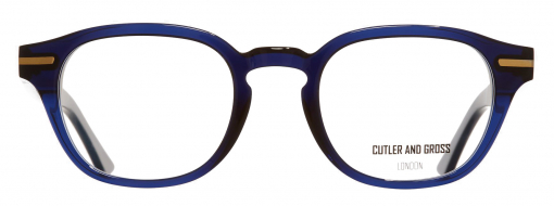 Cutler and Gross 1356 04 Midnight Rambler Blue 1