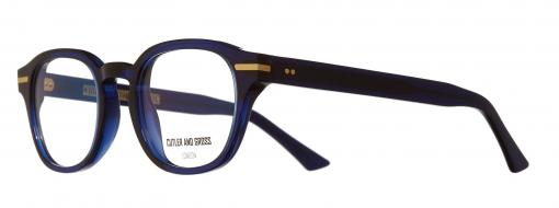 Cutler and Gross 1356 04 Midnight Rambler Blue 1