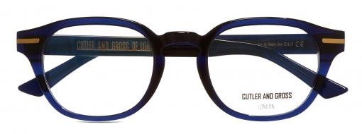 Cutler and Gross 1356 04 Midnight Rambler Blue 3