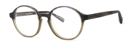 Hamburg Eyewear Bernd Sludge Olive Gradient Matte