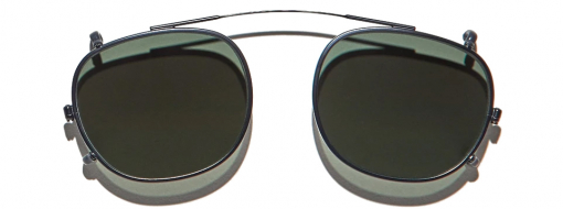 Moscot Cliptosh Black 1