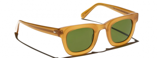 Moscot Fritz Butterscotch 2