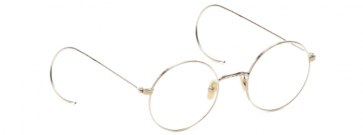 Moscot Hamish Antique Gold 2