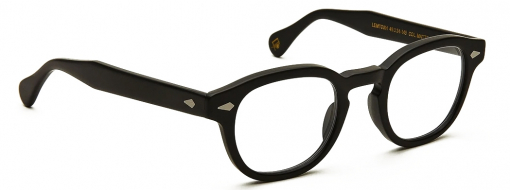 Moscot Lemtosh Matte Black 2