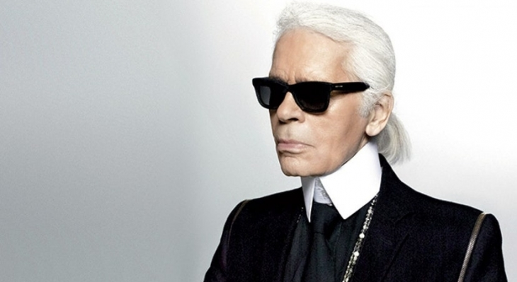 Karl Lagerfeld The secrets behind the most famous glasses in history