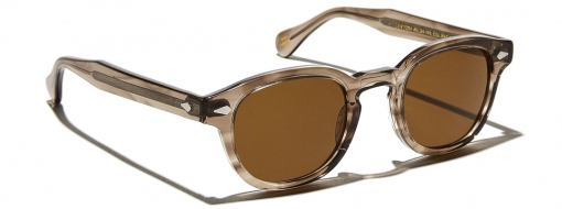 Moscot Lemtosh Brown Ash 1