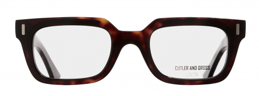 Cutler and Gross 1306-02 DARK TURTLE Front