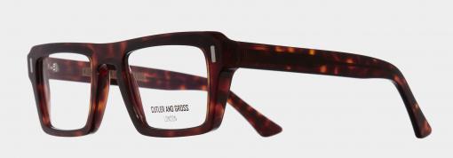 Cutler and Gross 1318-02 DARK TURTLE slide
