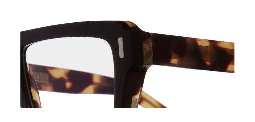 Cutler and Gross 1318-03 Black on Camo Detail