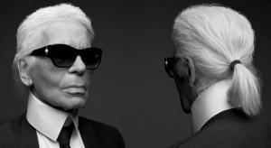 Karl Lagerfeld portada