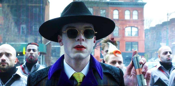 gafas Jacques Marie Mage de Cameron Monaghan en Gotham