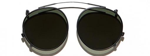 Moscot Clipzen Matte Black 1