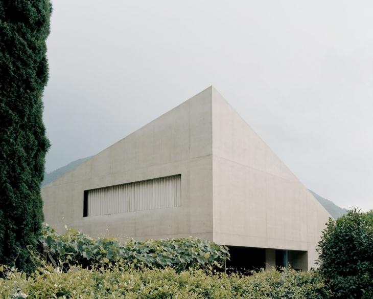 La Casa Piramidal Tegna
