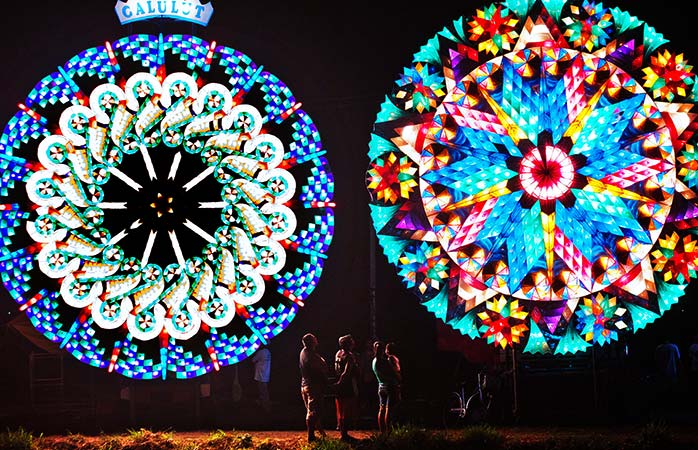 Festival de los Farolillos Gigantes