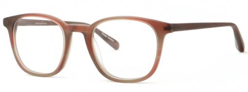 Hamburg Eyewear Frank Fawn Brown Transparent Matte