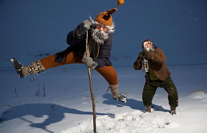 Yule Lads Navidad islandia
