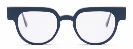 Nina Mûr eyewear Enzo Indio Blue front