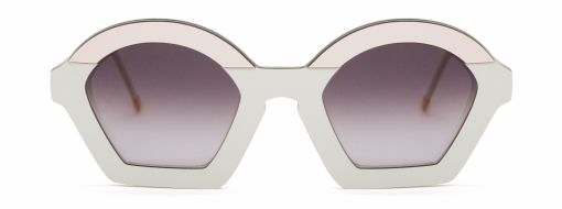 Nina Mur Ottificio Warm white pale pink 1