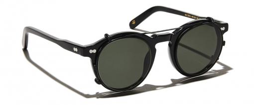 Moscot Clipzen Matte Black 2