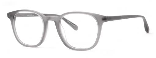 Hamburg Eyewear Frank Light Grey Transparent Matte 1