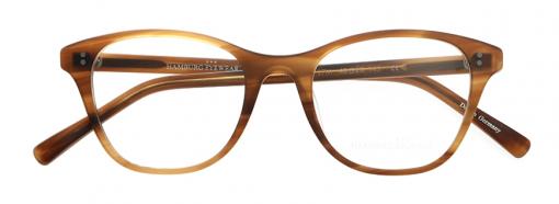 Hamburg Eyewear Frida 2 Hazelnut Matte 2