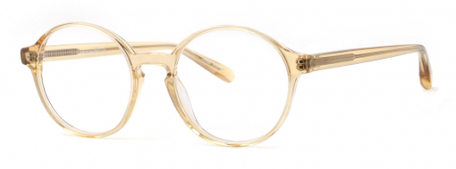 Hamburg Eyewear Bernd Golden Yellow Transparent 1