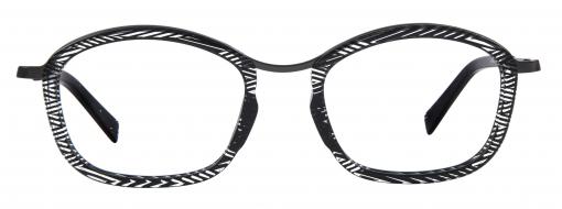 Bruno Chaussignand Agate Striped Black