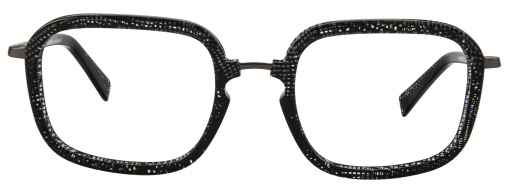 Bruno Chaussignand Midnight Black and Crystal 1