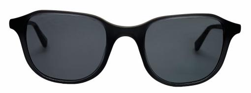Hamburg Eyewear Theo Black Grey Matte / Grey 1